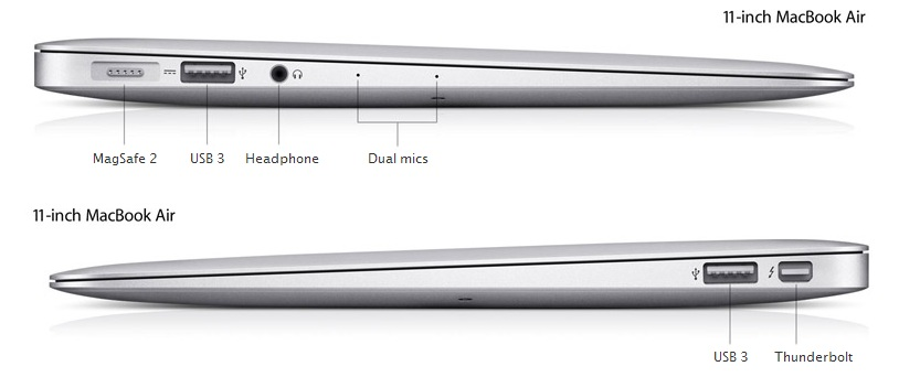 Macbook air 14
