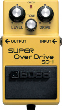 Педаль Boss SD-1 Super Overdrive