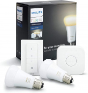 Комплект умных ламп Philips Hue White Ambiance E27 Starter Kit