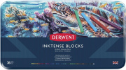 Набор блоков Derwent Inktense Blocks 36 шт
