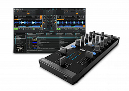 DJ-контроллер Native Instruments Traktor Kontrol Z1